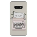 DecalGirl SGS10E-DONTSTOP Samsung Galaxy S10e Skin - Dont Stop (Skin Only)