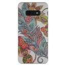 DecalGirl SGS10E-FEATHERFLOWER Samsung Galaxy S10e Skin - Feather Flower (Skin Only)