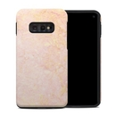 DecalGirl SGS10EHC-ROSE-MARBLE Samsung Galaxy S10e Hybrid Case - Rose Gold Marble