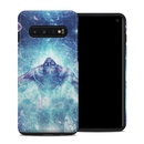 DecalGirl SGS10HC-BCOMSOM Samsung Galaxy S10 Hybrid Case - Become Something