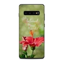 DecalGirl SGS10P-SHEBEL Samsung Galaxy S10 Plus Skin - She Believed (Skin Only)