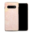 DecalGirl SGS10PCC-ROSE-MARBLE Samsung Galaxy S10 Plus Clip Case - Rose Gold Marble