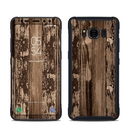 DecalGirl SGS8A-WWOOD Samsung Galaxy S8 Active Skin - Weathered Wood (Skin Only)