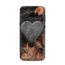 DecalGirl SGS8P-BLKLACE Samsung Galaxy S8 Plus Skin - Black Lace Flower (Skin Only)