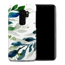 DecalGirl SGS9PHC-FLOATINGLEAVES Samsung Galaxy S9 Plus Hybrid Case - Floating Leaves