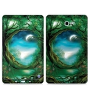 DecalGirl SGTA-MOONTREE Samsung Galaxy Tab A Skin - Moon Tree (Skin Only)