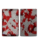 DecalGirl SGTA9-ACCIDENT Samsung Galaxy Tab A 2019 Skin - Accident (Skin Only)