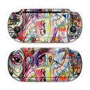DecalGirl Sony PS Vita Skin - Battery Acid Meltdown (Skin Only)