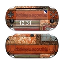 DecalGirl Sony PS Vita Skin - Be Inspired (Skin Only)
