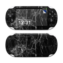 DecalGirl SPSV-BLACK-MARBLE Sony PS Vita Skin - Black Marble (Skin Only)
