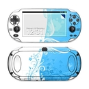 DecalGirl SPSV-BLUECRUSH Sony PS Vita Skin - Blue Crush (Skin Only)