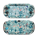 DecalGirl SPSV-COMMITTEE Sony PS Vita Skin - Committee (Skin Only)