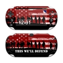 DecalGirl SPSV-DEFEND Sony PS Vita Skin - Defend (Skin Only)