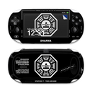DecalGirl Sony PS Vita Skin - Dharma Black (Skin Only)