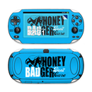 DecalGirl Sony PS Vita Skin - Don't Care (Skin Only)