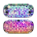 DecalGirl SPSV-FRAGMENTS Sony PS Vita Skin - Fragments (Skin Only)