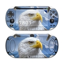 DecalGirl SPSV-GUARDEAGLE Sony PS Vita Skin - Guardian Eagle (Skin Only)