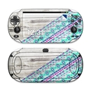DecalGirl SPSV-TRAVELER Sony PS Vita Skin - Traveler (Skin Only)