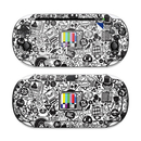 DecalGirl Sony PS Vita Skin - TV Kills Everything (Skin Only)