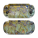 DecalGirl SPSV-VG-IRISES Sony PS Vita Skin - Irises (Skin Only)