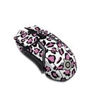 DecalGirl SR6-LEOLOVE SteelSeries Rival 600 Gaming Mouse Skin - Leopard Love (Skin Only)