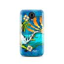 DecalGirl SS4MCC-ISLANDPLAY Samsung Galaxy S4 Mini Case - Island Playground