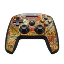 DecalGirl SSNC-GLDNT SteelSeries Nimbus Controller Skin - The Golding Time (Skin Only)