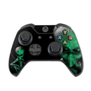DecalGirl XBOC-ABD-GRN Microsoft Xbox One Controller Skin - Abduction (Skin Only)
