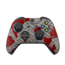 DecalGirl XBOC-ACCIDENT Microsoft Xbox One Controller Skin - Accident (Skin Only)