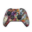 DecalGirl XBOC-BAMELT Microsoft Xbox One Controller Skin - Battery Acid Meltdown (Skin Only)