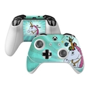 DecalGirl XBOC-BEYOUNI Microsoft Xbox One Controller Skin - Be You Unicorn (Skin Only)
