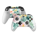 DecalGirl XBOC-BLUSHEDFLOWERS Microsoft Xbox One Controller Skin - Blushed Flowers (Skin Only)