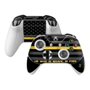 DecalGirl XBOC-BRAVEFREE Microsoft Xbox One Controller Skin - Brave is Free (Skin Only)