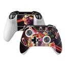 DecalGirl XBOC-BURGERCATS Microsoft Xbox One Controller Skin - Burger Cats (Skin Only)