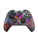 DecalGirl XBOC-BWALL Microsoft Xbox One Controller Skin - Butterfly Wall (Skin Only)
