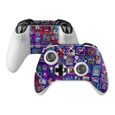 DecalGirl XBOC-CCHAOS Microsoft Xbox One Controller Skin - Controlled Chaos (Skin Only)
