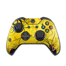 DecalGirl XBOC-CHAOTIC Microsoft Xbox One Controller Skin - Chaotic Land (Skin Only)