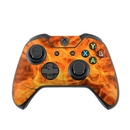 DecalGirl XBOC-COMBUST Microsoft Xbox One Controller Skin - Combustion (Skin Only)