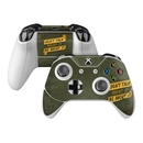 DecalGirl XBOC-DONTALK Microsoft Xbox One Controller Skin - Don't Talk (Skin Only)