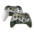 DecalGirl XBOC-GRNVIEW Microsoft Xbox One Controller Skin - Green View (Skin Only)