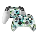 DecalGirl XBOC-PEONIES Microsoft Xbox One Controller Skin - Peonies (Skin Only)