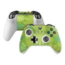 DecalGirl XBOC-PUNCH-LIM Microsoft Xbox One Controller Skin - Lime Punch (Skin Only)