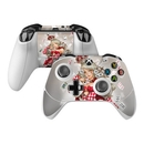 DecalGirl XBOC-QOCARDS Microsoft Xbox One Controller Skin - Queen Of Cards (Skin Only)