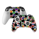 DecalGirl XBOC-SFLAGS Microsoft Xbox One Controller Skin - Soccer Flags (Skin Only)
