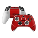 DecalGirl XBOC-SFLT-SLRED Microsoft Xbox One Controller Skin - SOFLETE Suck Less Arrows Red (Skin Only)