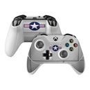 DecalGirl XBOC-USAF-WING Microsoft Xbox One Controller Skin - Wing (Skin Only)