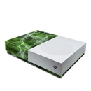 DecalGirl XBOD-APOC-GRN Microsoft Xbox One S All Digital Edition Skin - Apocalypse Green (Skin Only)