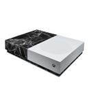 DecalGirl XBOD-BLACK-MARBLE Microsoft Xbox One S All Digital Edition Skin - Black Marble (Skin Only)