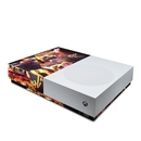 DecalGirl XBOD-BURGERCATS Microsoft Xbox One S All Digital Edition Skin - Burger Cats (Skin Only)