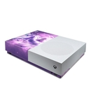 DecalGirl XBOD-CATUNICORN Microsoft Xbox One S All Digital Edition Skin - Cat Unicorn (Skin Only)